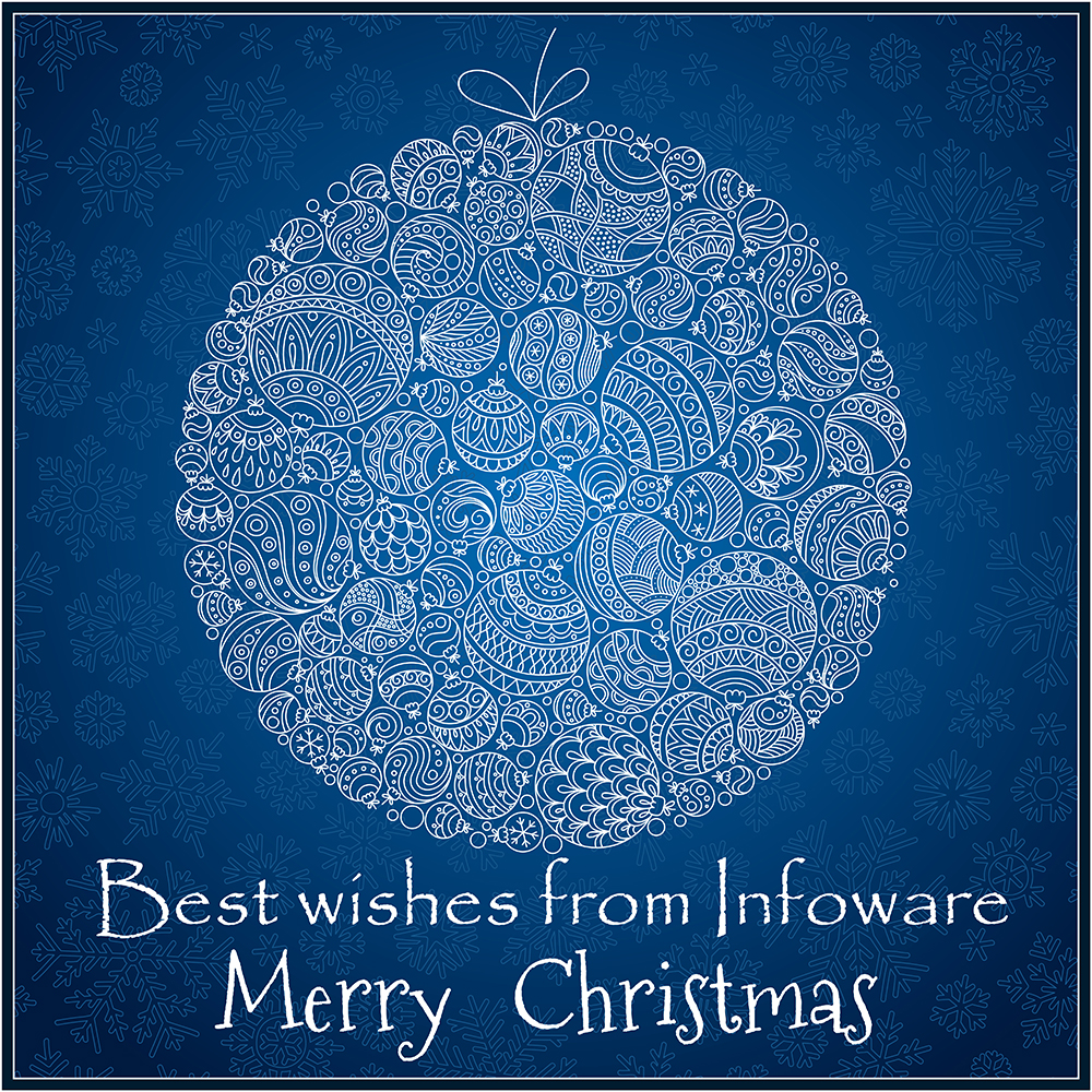 Christmas wishes from Infoware