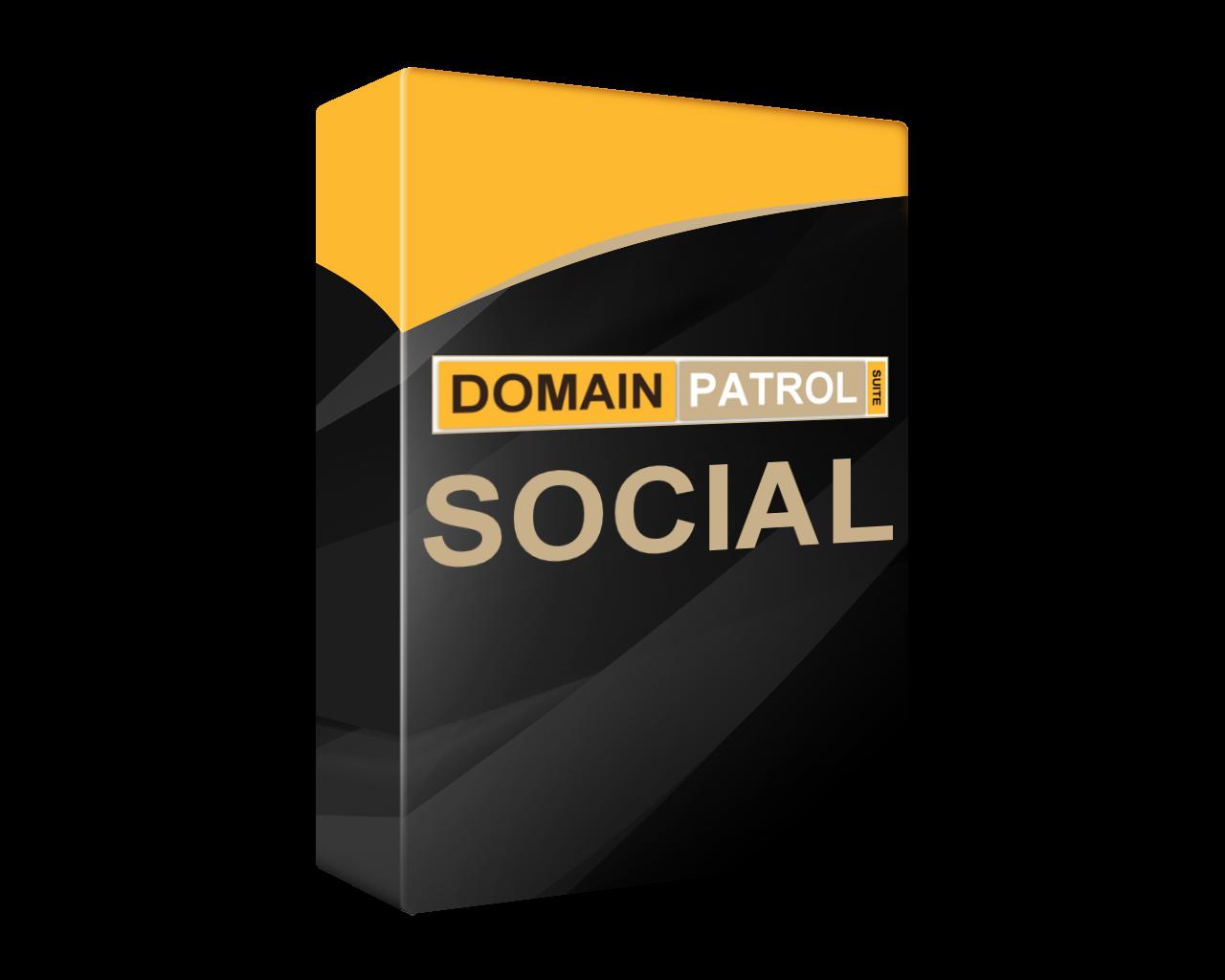 DomainPatrol Social