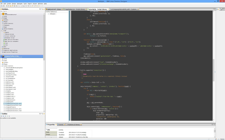 JavaScript - Source