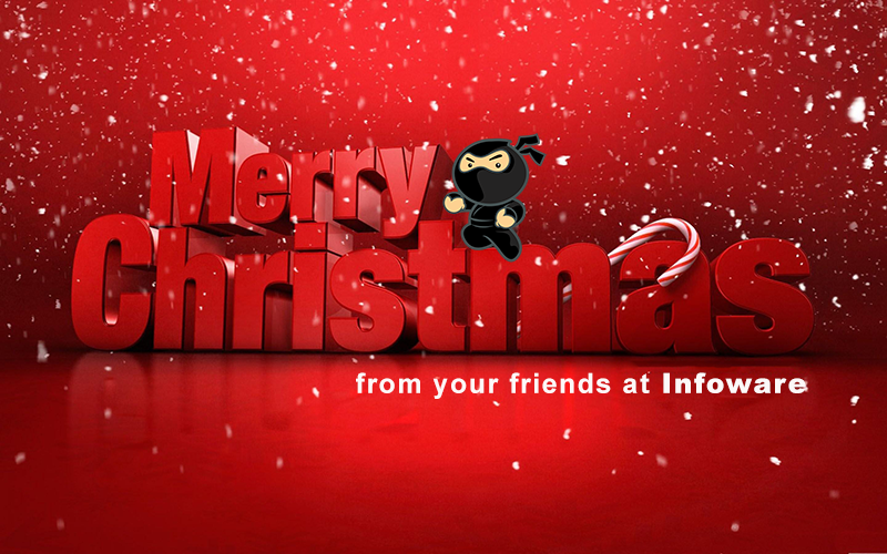 Merry Christmas from Infoware